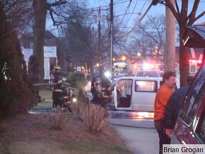 Car Fire 2-6-08