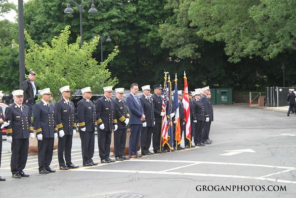 BC George Eysser Funeral 6/18/15