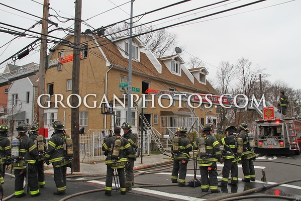 Queens 2nd alarm Box 7928 74 st and 44 ave 4/9/15
